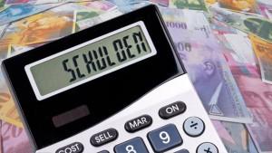 Een einde aan exorbitant hoge lening