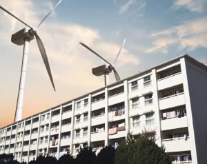 Windmolens niet in Rijnenburg