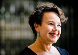 Stadsbelang Utrecht verwelkomt Sharon Dijksma als burgemeester van Utrecht.